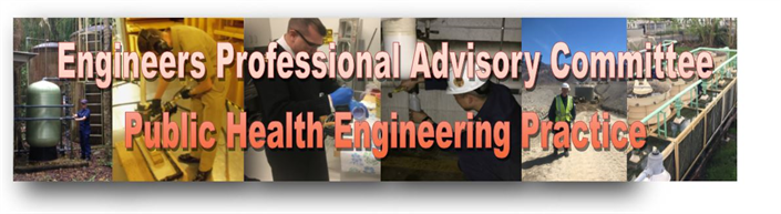 Public Health Engineering Practice Header