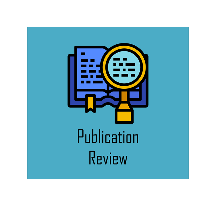 Publication Review Icon