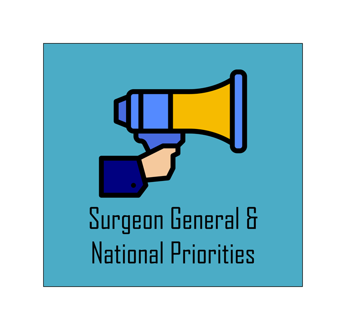 SG or National Priority Icon